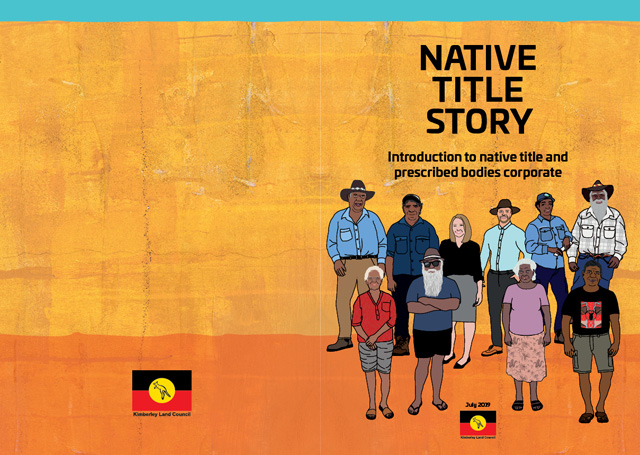 KLC native title story cover