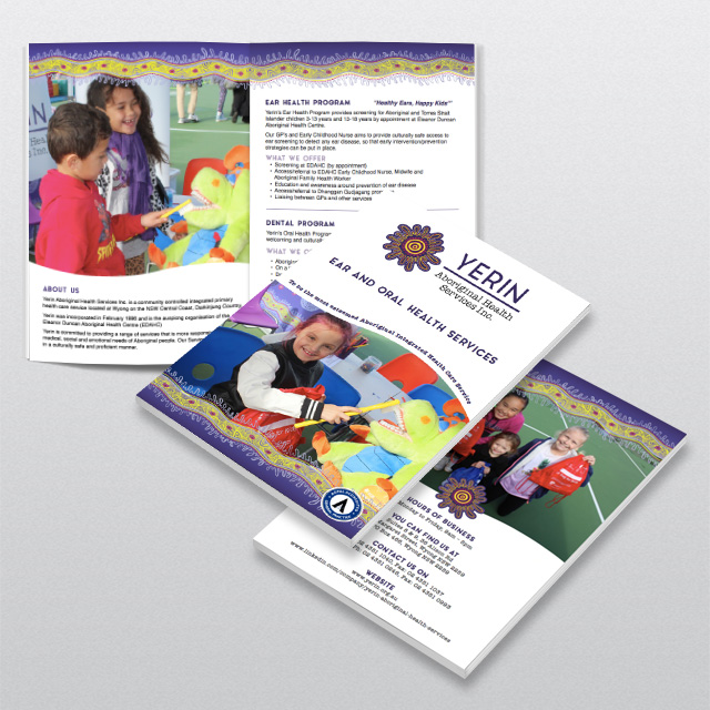 yerin ear and oral health services booklet
