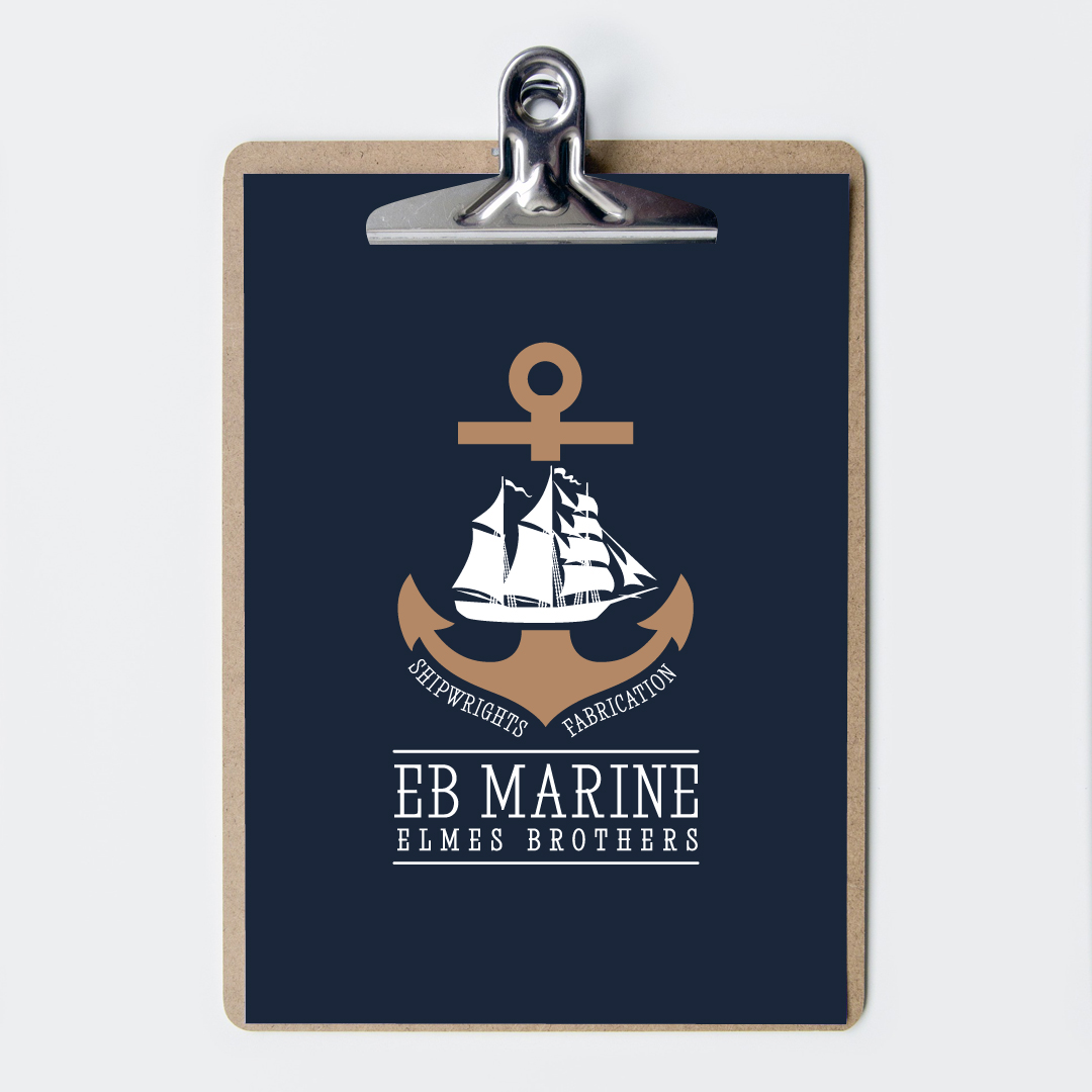 EBMarine logo