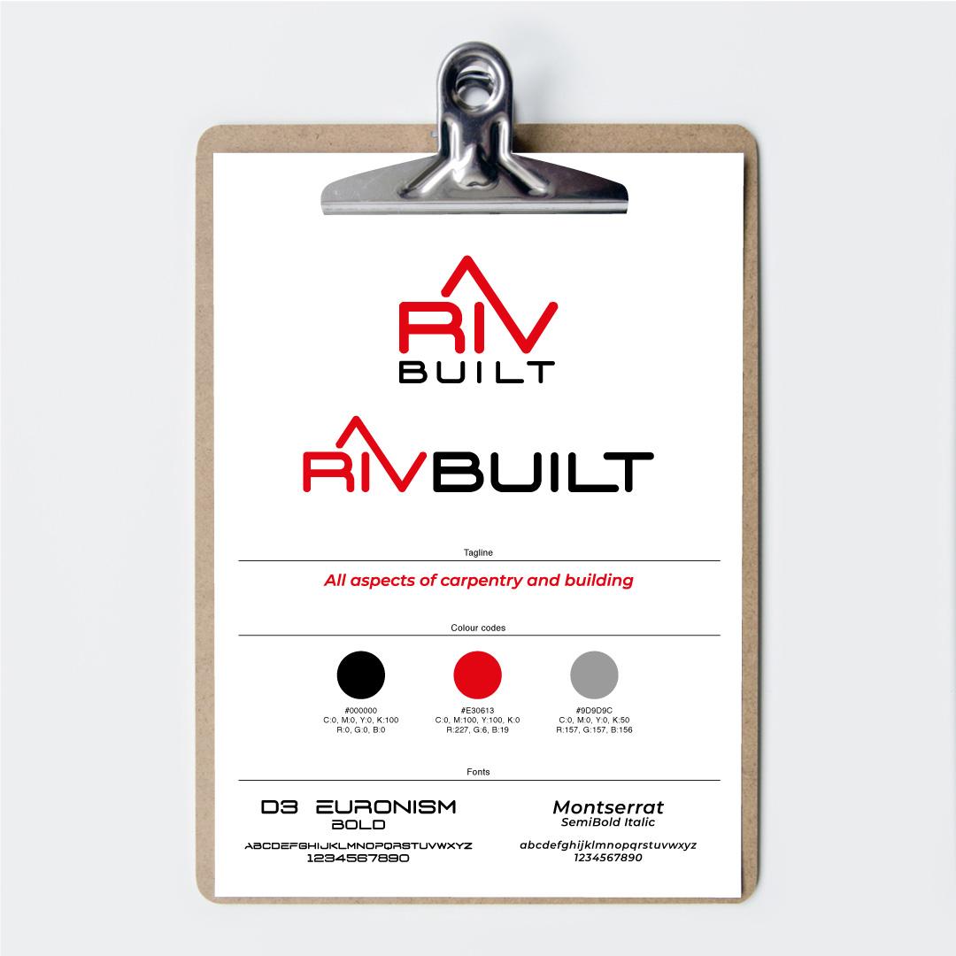 RivBuilt logo