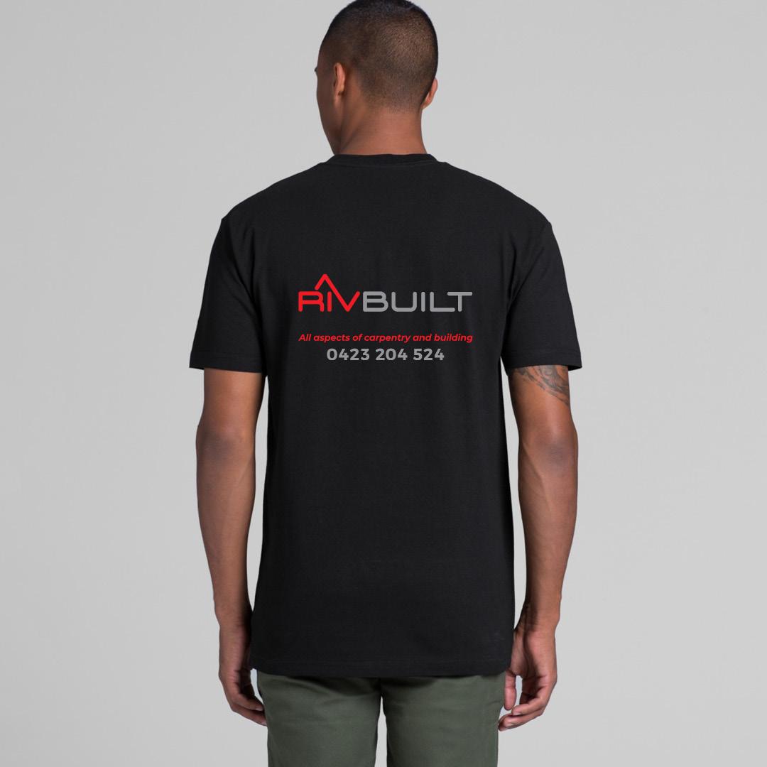 RivBuilt shirt