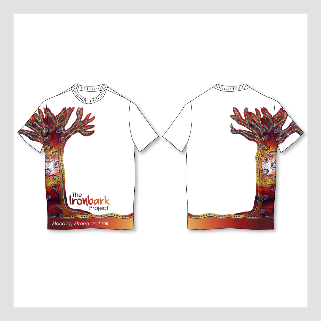 the ironbark project shirt