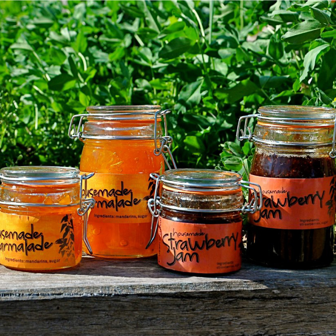 the coolamon jam labels