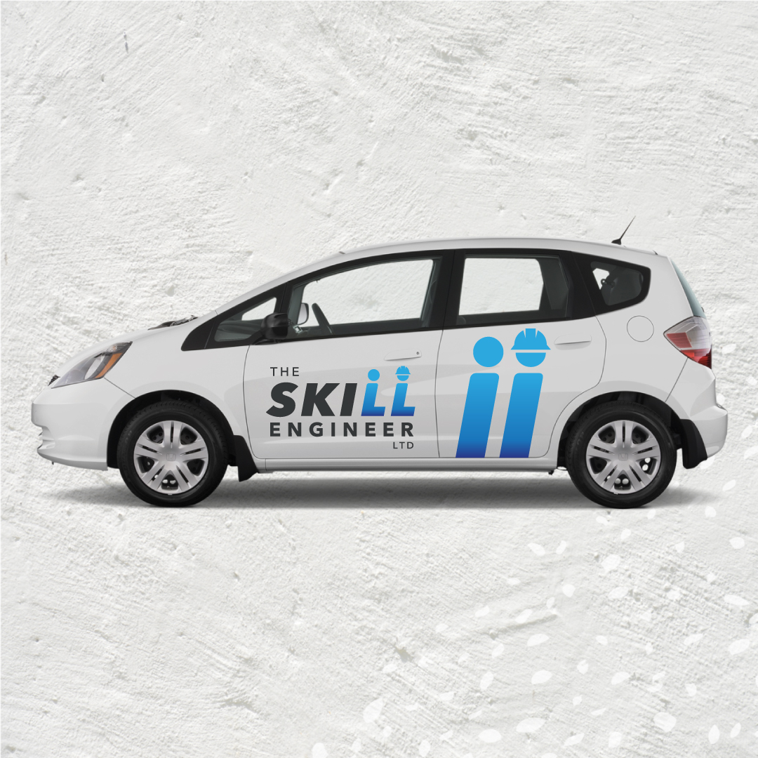The Skill Engineer vehicle graphics